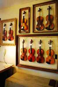USED VIOLINS FOR SALE