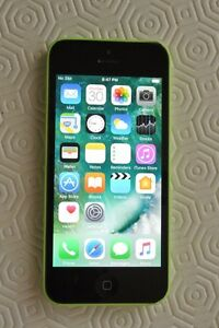 iPhone 5c 16GB Bell Network