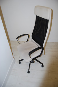 """Ikea """"Markus"""" Office Chair (Beige) for Sale - Used - $75"""