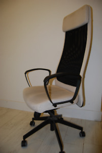 "Ikea ""Markus"" Office Chair (Beige) for Sale - Used - $100"