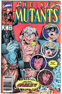 NEW MUTANTS #87 1ST APPEARANCE CABLE FIRST PRINT Oakville / Halton Region Toronto (GTA) image 1