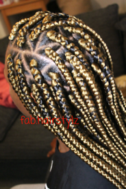 HAIRDRESSER FOR AFRO-CARIBBEAN AND CAUCASIAN **LADIES ONLY**
