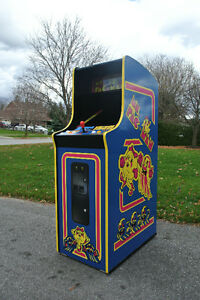 PACMAN & MRS PACMAN UPRIGHT & CT TABLES & MUCH MORE Peterborough Peterborough Area image 1