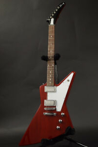 New Gibson Explorer Guitar 2017 High Performance Heritage Cherry