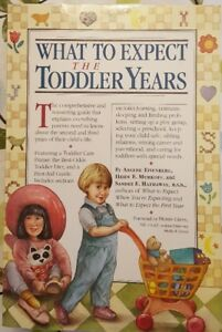 What to Expect The Toddler Years - Reference Book