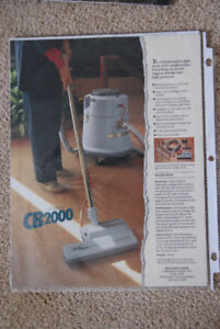 Electrolux Shop Vacuum - Need not be Working
