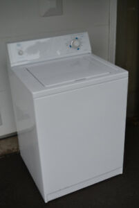 Washer/ Laveuse