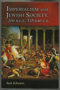 JEWISH Society under Imperial Rule, 200 BC - 640. History Isreal