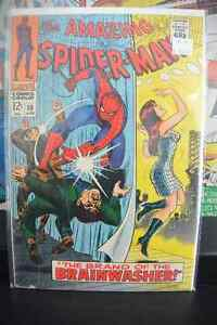 "The Amazing Spiderman 59 ""VG+/Fine"""