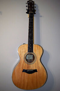 Taylor GC3-E Acoustic Electric with Taylor Hard Case - USA Made