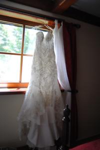 Robe de mariage / Wedding dress 900$