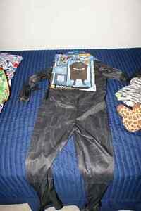 Batman costume-Size 8-10