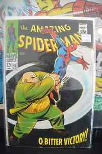 "The Amazing Spiderman 60 ""VG+/Fine"""