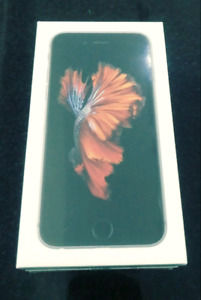 SEALED iPhone 6S 32GB SPACE GREY, Unlocked , New in Box
