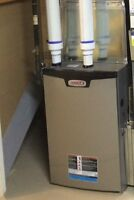 Furnace from 3000$, Air Conditioner from 2499$, Hot Water Tank