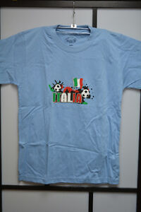 Italy Soccer T-Shirts Mens and Kids Sizes - Call for more info!