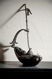 lovely oil lamp viking