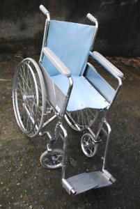 Collapsible wheelchair for sale