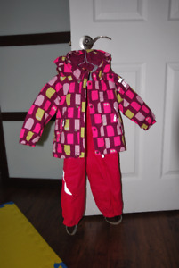 Reima snow suite for toddler girl Size 86