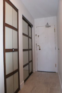 North End 2 bedroom available Oct 1, 2018