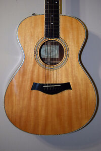 Taylor GC3E Acoustic Electric with Taylor Hard Case - USA Made
