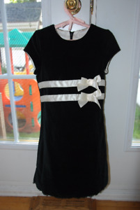 CHILDREN'S PLACE BLACK DRESS SIZE 6
