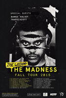 2 OR 4 (together) tickets - The Weeknd& Halsey - November 29