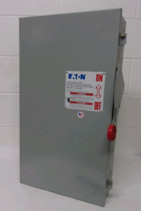 Industrial Disconnects, Eaton, Square D, Federal Pioneer
