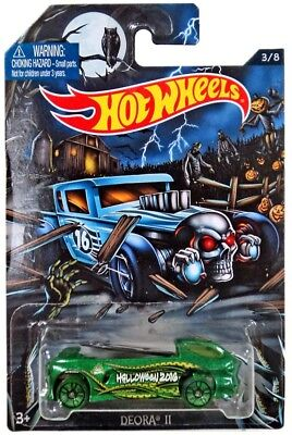 Hot Wheels Happy Halloween! Deora II Die-Cast Car #3/8