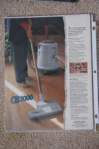Commercial Electrolux vacuum cleaner need not be working Regina Regina Area image 6