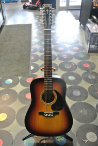 Simon and Patrick Songsmith Acoustic 12-String Guitar