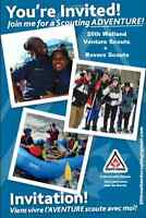 Join Scouts Canada 20th Welland Scouting Group