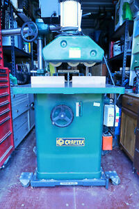 3Hp Shaper w/ 3/4Hp Power Feeder