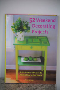 DIY Decorating Project Book