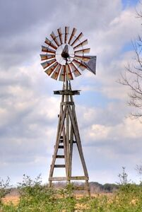 REWARD old windmill or parts wanted