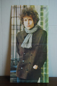 "BOB DYLAN CLASSIC 1966 ""BLONDE ON BLONDE"" DOUBLE LP."