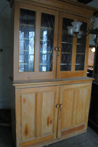 "1880""s Antique Hutch"