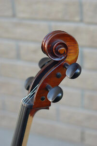 quarter size cello , handmade whole solid wood ,beautiful sound Stratford Kitchener Area image 5