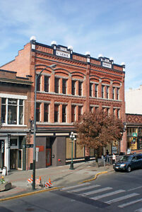 One Bed and Studio suites for rent - Down Town Heritage Building