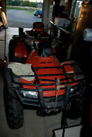 honda 4 wheeler for sale