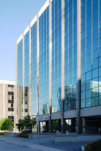 OFFICE BUILDING IN OTTAWA'S DOWNTOWN CORE AVAILABLE SEPT 1/16