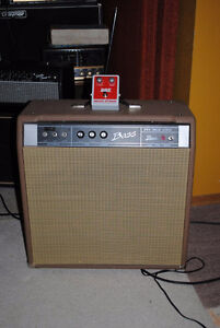 Vintage up-cycled Prince 15W FET bass amp *new price!*