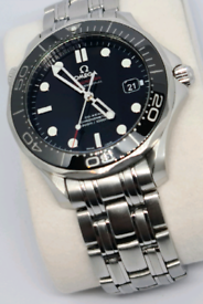 OMEGA SEAMASTER CO-AXIAL 41MM