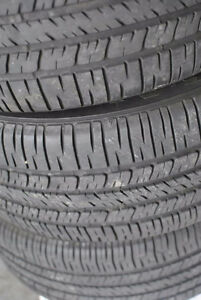 2 EAGLE RS-A 205 55 16 ALL SEASON SUMMER TIRES   35.00$ EACH