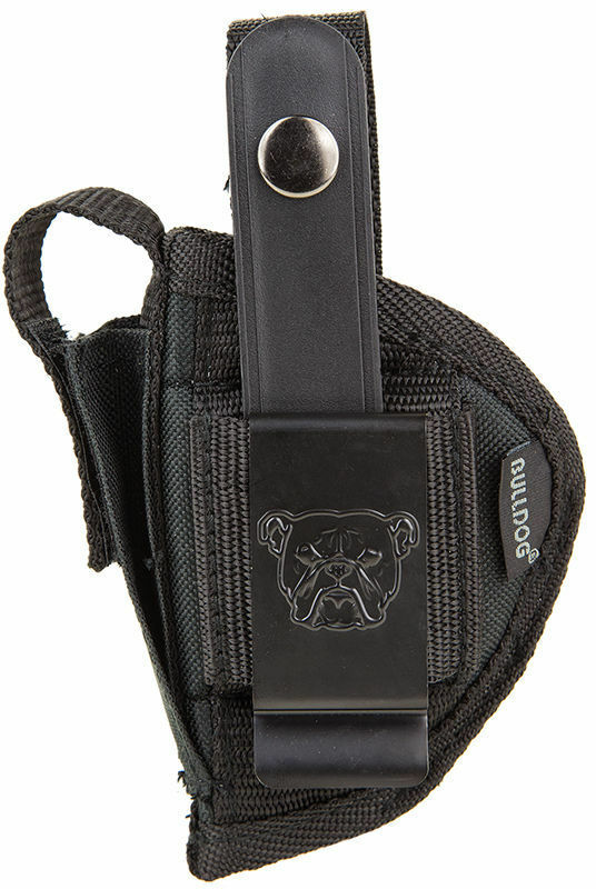 Bulldog Gun Holster with Extra Magazine pouch For Beretta Mo