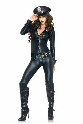 Brand New Sexy Police Officer Payne Cop Adult Halloween - Officer Payne Halloween Costume