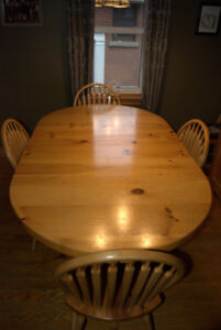 Mennonite Dining Room Table