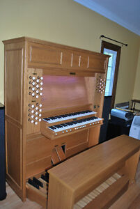 Viscount Canticus 50 Digital Pipe Organ