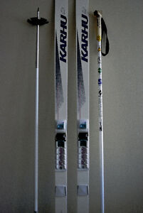 KARHU Quest Classic skis 180 cm / 221523 with Rottefella binding