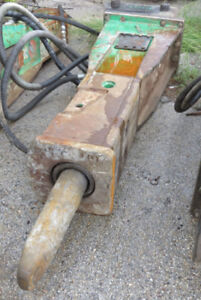 Indeco HP 4000 16-34 Ton Excavator Rock Concrete Breaker Hammer